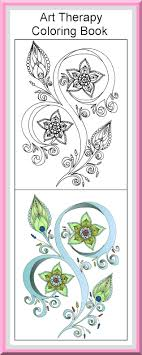 Printable Art Therapy Coloring Pages 30