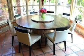distressed white oak dining table oval furniture round kitchen es winning rou kit