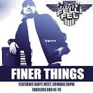 Finer Things [CD Single]