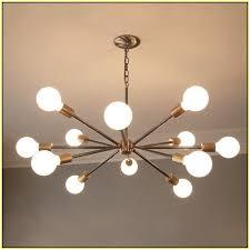 beautiful mid century chandelier agreeable mid century chandelier for modern home interior design
