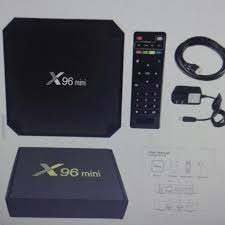 X96 MINI Smart TV BOX - Home