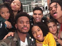 Image result for grownish party scene
