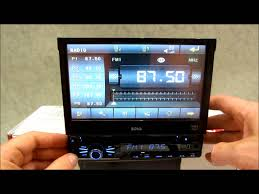 boss in dash dvd receiver review bv9967b bluetooth
