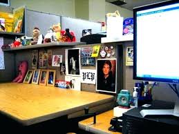 decorating an office cubicle. Office Cubicle Decor Ideas Decoration Themes For And . Decorating An