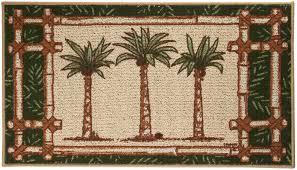 bathroom licious palm tree bath rug find deals on line at bathroom licious palm tree