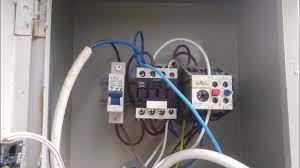Derinkuyu Dalgıç pompa Pano montajı ve Elektirik bağlantısı nasıl yapılır.  Su motoru panosu. - YouTube
