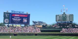Chicago Cubs Seating Guide Wrigley Field Rateyourseats Com