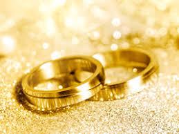 Spruch Zur Goldenen Hochzeit Sprüche Zur Goldhochzeit Goldene