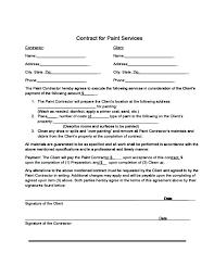 Wedding Contract Templates Free Sample Example Format Addendum ...