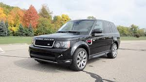land rover 2012 sport. 2012 land rover range sport supercharged limited edition winding road pov test drive youtube