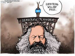 Image result for dems give away free stuff cartoons