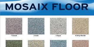Durex Releases New Color Charts Durex Seamless Floor