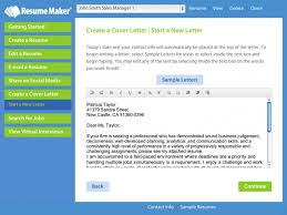 Write A Better Resume Resume Maker Individual Software Within