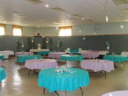 300 chairs available for seating 20 5 foot round tables 32 8 foot rectangular tables 30 6 ft rectangular tables