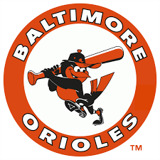 Baltimore Orioles Primary Logo - American League (AL) - Chris ...