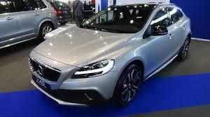 V40 Cross Country R Design 2018 Volvo V40 Cross Country D2 Översta Edition Exterior And Interior Salon Automobile Lyon 2017