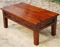Delightful Magnificent Solid Wood Coffee Table Large Square Solid Wood Coffee Table  Solid Wood Coffee Table With Gallery