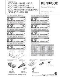 kenwood kdc mp142 wiring diagram the best wiring diagram 2017 kenwood kdc-255u wiring diagram at Kenwood Kdc 355u Wiring Diagram