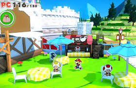 They are fun and very educational, and also appropriate for players of all ages. Fans Believe Paper Mario The Origami King Includes A Subtle Adult Reference
