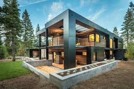 luxury mountain home plans spectacular mountain modern family home in camp contemporary designs 1 kind contemporary