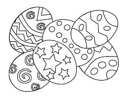 Small Picture Free Printable Happy Easter Egg Coloring Pages coloring page