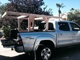Canoe Rack For Truck Pickup Truck Racks Canoe Rack For Truck Topper ...