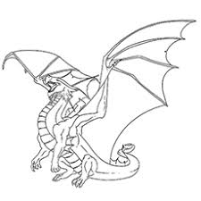 Small Picture Top 25 Free Printable Dragon Coloring Pages Online
