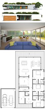 Small House Plan More. Small Modern House PlansContemporary ...