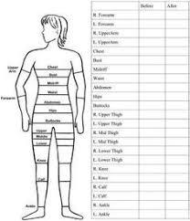 Free Body Measurement Tracker Jasonkellyphoto Co
