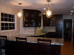 Beautiful Dark Kitchen Cabinets Colors Amazing Backsplash New In Ideas