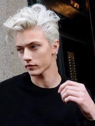 Coupe De Cheveux Homme Noir Teinture Rouge Fashionsneakers