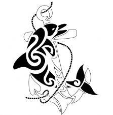 50 удивительных тату с якорем Ttatturu