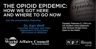 The Opioid Epidemic: How We Got Here And Where To Go Now | NPR Illinois