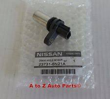 nissan car truck crankshafts parts new 2002 2006 nissan altima 2 5 engine crank position sensor oem