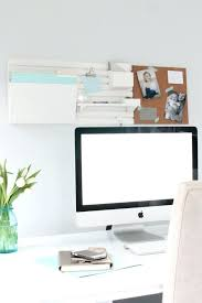 wall mounted office organizer system. Captivating 5 Things For Wall Organizer System Home Office Modern White Decoration Using Mounted