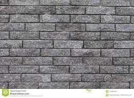 Bakstenen Muurachtergrond Zwart Behang Stock Foto Afbeelding