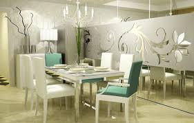 modern dining room wall decor ideas. Wonderful Contemporary Dining Room Decor Ideas With Modern Wall Amusing Design