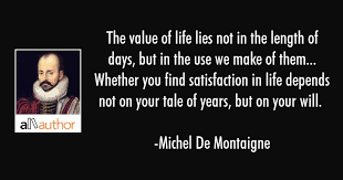 Value Of Life Quotes Interesting The Value Of Life Lies Not In The Length Of Quote
