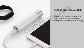 Đèn Pin Cầm Tay Xiaomi Flashlight - Giá bán tốt