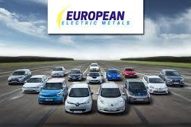 European Electric Metals Inc Evx V Stock Forum Discussion