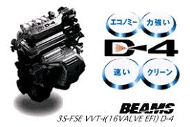 Toyota engine pages