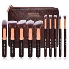 best professional makeup brushes. party queen premium makeup brush set $40 (reg. $118) | get free samples best professional brushes o