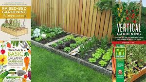 14 best gardening books for beginners