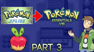 Updating Pokémon Splice to Essentials v18 (PART 3) - YouTube