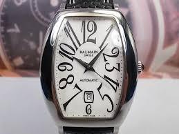 pierre balmain paris date steel automatic men 039 s watch arabic watch description