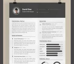 Best Free Resume Templates Best 1811 Resume Template Photoshop Example For Free Best Free Resume