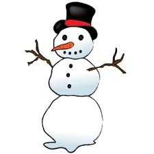 carrot nose clipart. Plain Carrot Free Snowman Clipart Image With Carrot Nose And Stick Arms With