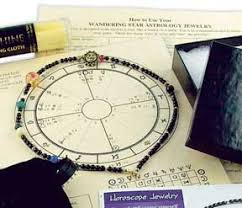 Custom Birth Chart Necklace Custom Horoscope Necklace Madam Lichtensteins Cosmic World
