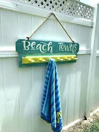 Pool Towel Drying Rack Adorable Pvc Pool Towel Drying Rack Hotel Pool Towel Rack Diy Pvc Design
