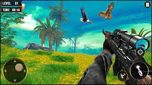 Android için av oyunları: Yeni oyunlar 2020: silah oyunları - APK'yı İndir